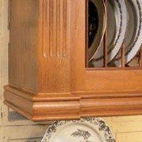 Bailey 39 s custom cabinets monroe la louisiana for Decorative millwork accents