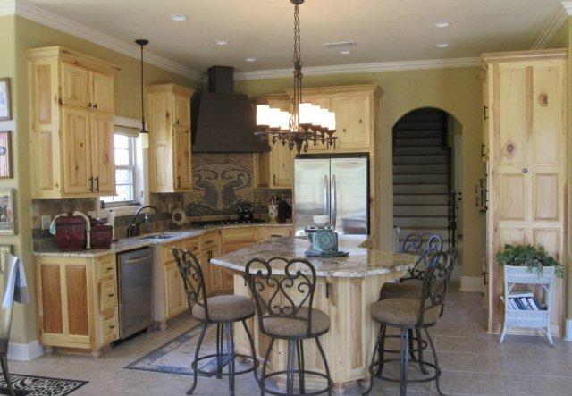 Bailey's Custom Cabinets - Monroe, LA Louisiana - Kitchens ...